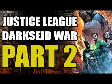 Justice League Darkseid War: Part 2 - Gods and Men