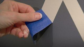 Líneas perfectas con masking tape y cómo usar el masking líquido.