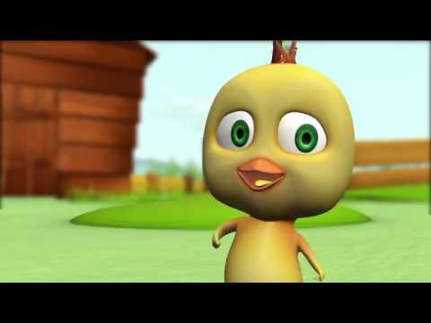 3D Dan Ga Trong San   YouTube