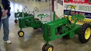 2012 Alcorn Farm & Machinery Show - Machinery Pete