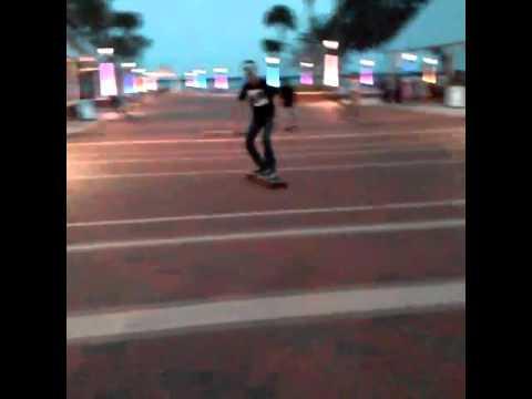 Longboard Trick- Jeremy LKnS