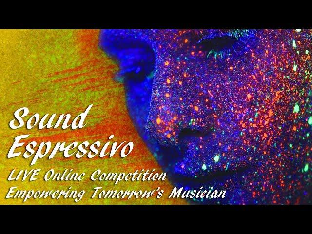 Sound Espressivo - Empowering Tomorrow's Musician. Hosted by Steve Robinson and Anna Ouspenskaya