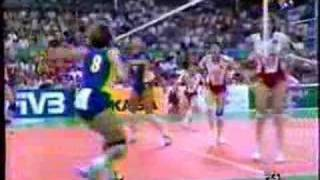 Grand Prix 2000 - Brasil x China [parte 2]