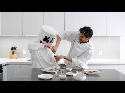 Cooking with Marshmello: How To Make Fish Tacos (Feat. Ookay)