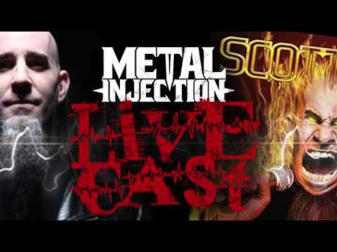 SCOTT IAN on New ANTHRAX Album in 2014, Shooting Down S.O.D. Reunion - Metal Injection Livecast