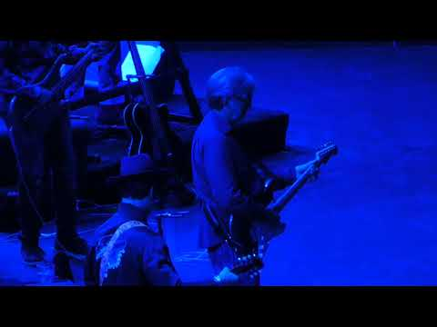 Eric Clapton - Little Queen of Spades - 09-11-2019 - Chase Center, San Francisco, CA 4k HD 60fps
