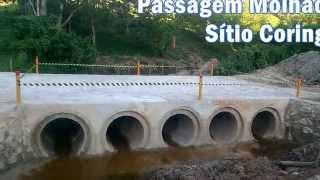 Gambar cover 2ª parte das Obras em Andamento em Alagoa Nova