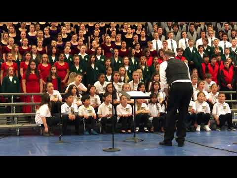 Just One Small Voice - combined 4 schools