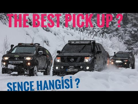 NISSAN NAVARA & MITSUBISHI L200 |  WHICH IS THE BEST ?