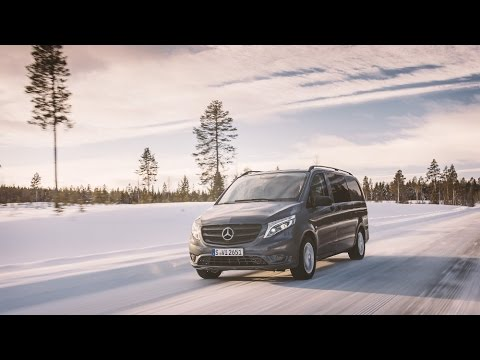 2015 mercedes vito 4x4 off road snow youtube. Black Bedroom Furniture Sets. Home Design Ideas