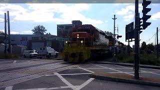 le jeudi le 15 septembre 2016 Sortie Railfanning a la ville de Montréal