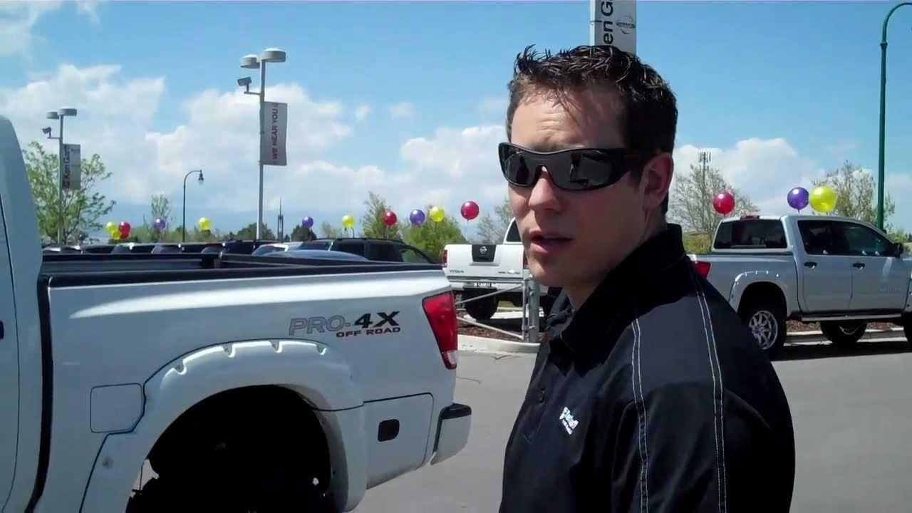 Ken Garff Orem >> 2012 Nissan Titan Rbp Package From Ken Garff Nissan Of Orem 84058