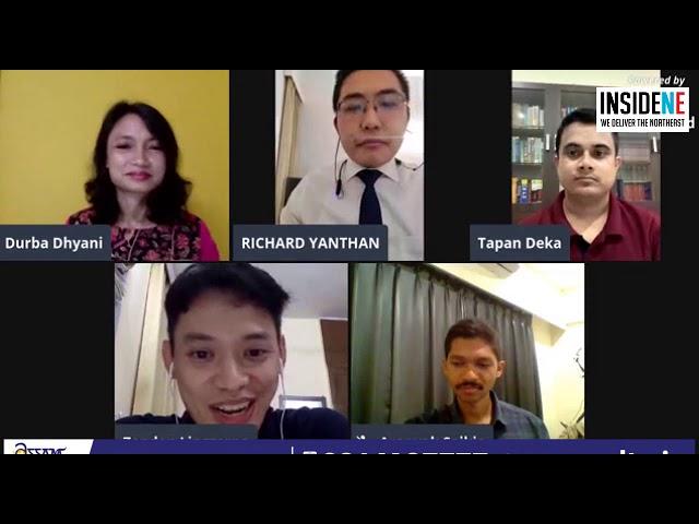 UPSC success stories of the NorthEast| Aranyak Saikia| Zenden Lingzerpa| Tapan Deka| Richard Yanthan