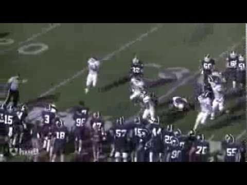 Chris Miller - 2013 San Marcos TX - Football Highlights