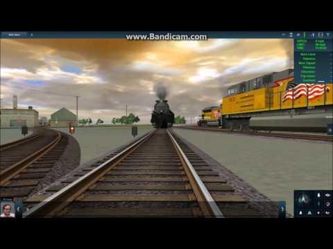 Rails of Nebraska Episode 3 Big Macs Visit Part 1