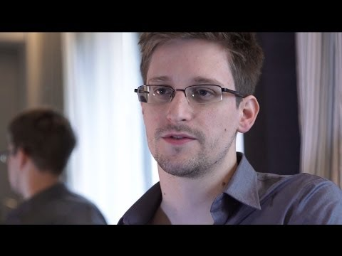 Edward Snowden says he was 'trained as a spy'