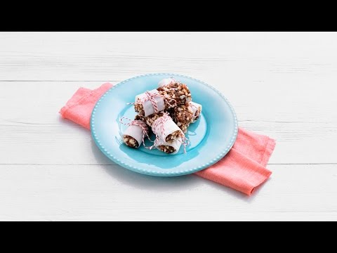 Amandel-dadel-kokosreep – Allerhande