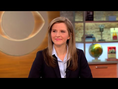 Tara Westover's journey from off-the-grid childhood to Cambridge