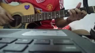 Đổi thay - hồ quang hiếu guitar tâm tâm :)