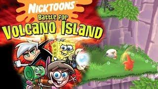 Livestream #52: Nicktoons - Battle for Volcano Island (PS2) - Part 1