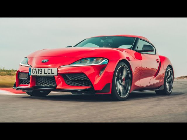 The Toyota Supra | Top Gear