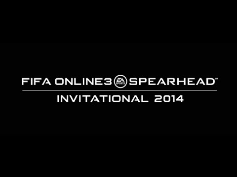 FIFA Online 3 Spearhead Invitational 2014 [ DAY 1 ]