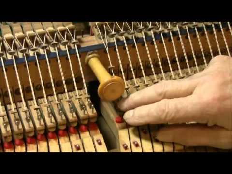 Westermayer Patent Piano Action