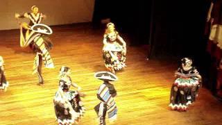 Baile Tradicional Mexicano--- El Jarabe Tapatio