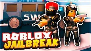 SCAMMING CRIMINALS IN JAILBREAK - ROBLOX!