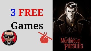 ❌ (ENDED) 3 More FREE Steam Games from Humble