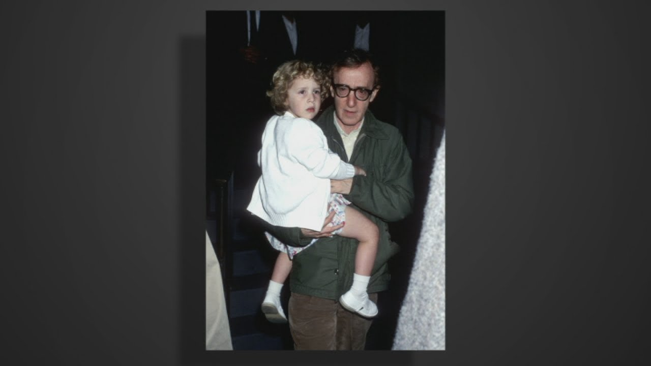 Woody Allen's adopted daughter: 'he molested me'