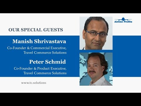 Airline Profits Executive Interview with Peter Schmid and Manish Shrivastava