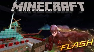 """BASE TOUR FLASH"" Noob Survival Minecraft Indonesia Extra #8"