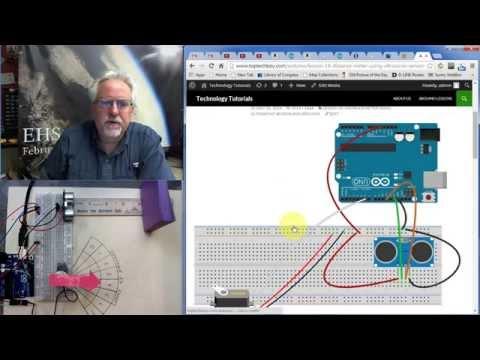 arduino-info - UltraSonicDistance