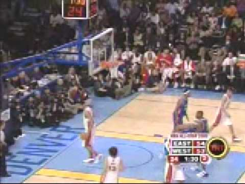 Vince Carter Dunk in 2005 All Star Game