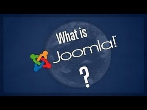 Joomla! CMS Introduction