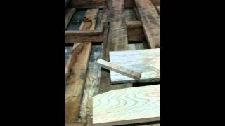 His Pallet Upcycle Challenge Project