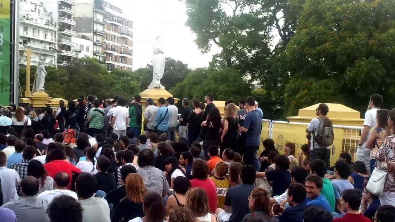 Festival de Jazz en CC Recoleta Nov. 2013 Ciudad de Buenos Aires