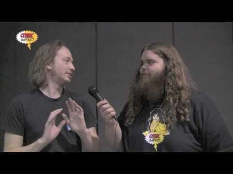Wizard World Anaheim 2011: Zeb Wells