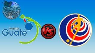 Guatemala 1 - 2 Costa Rica   Copa Centroamericana 2014 - Final
