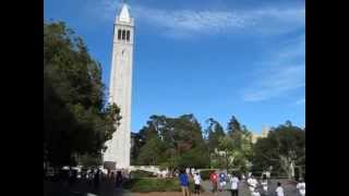 Sather Tower Carillon - Game of Thrones theme