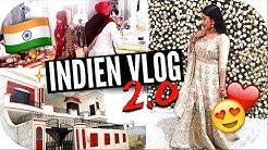 HAUS TOUR, Indische HOCHZEIT, einige Eindrücke - Indien Vlog | Sanny Kaur
