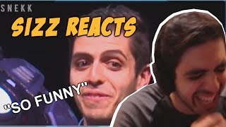 Sizz REACTS TO: How Sizz Really Plays RL & More!