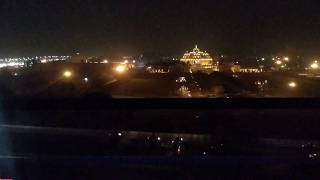 Delhi Metro Ride - Akshardham Metro Station - Noida To Dwarka Route