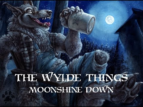 The Wylde Things - Moonshine Down