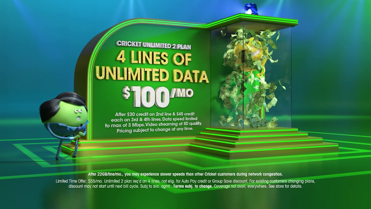 Get Your Win On With Cricket Wireless