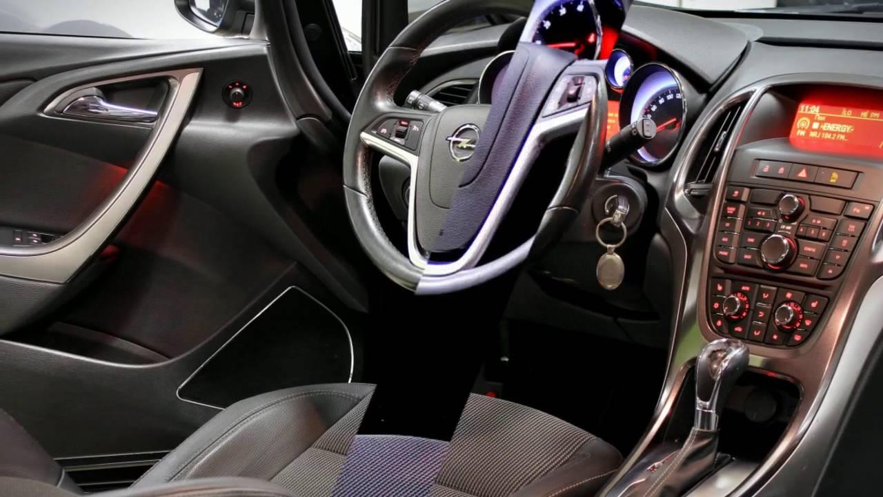 Opel Astra с пробегом 2014 | У Сервис+ - YouTube