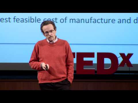 Reimagining pharmaceutical innovation | Thomas Pogge at TEDxCanberra