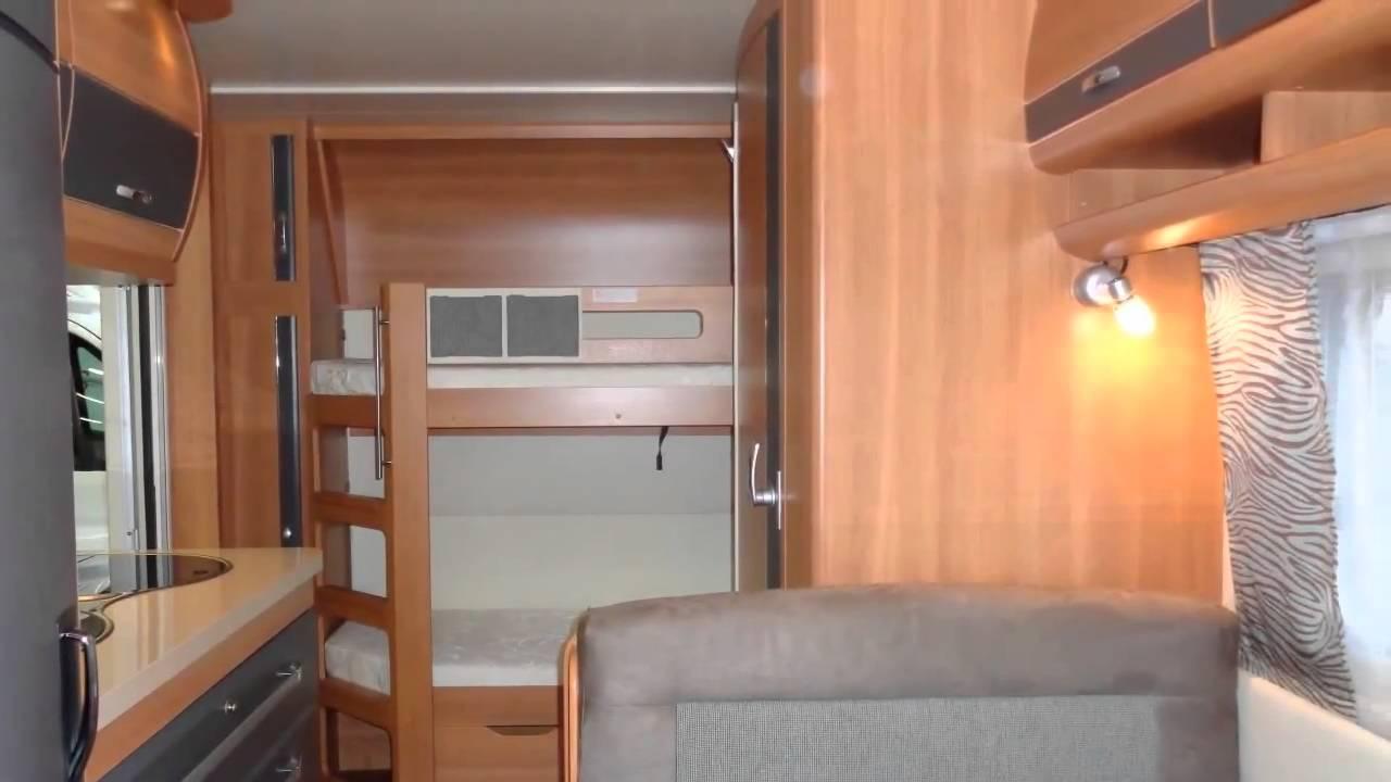 Caravan te koop hobby de luxe 490 kmf stapelbed vastbed for Kapsalon interieur te koop