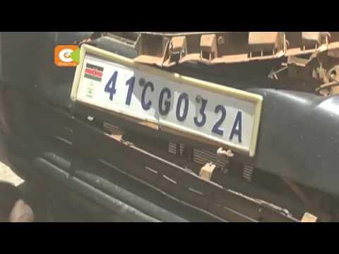 6 people killed in Nakuru and Nyamira road accidents